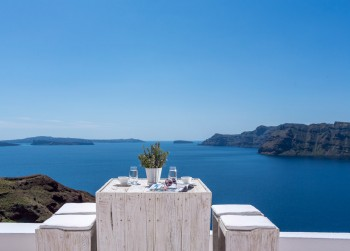 Villa Sunset Chaser Sea View of Santorini Relaxing